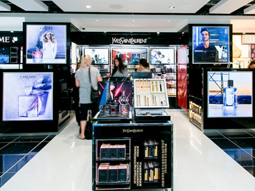YVES SAINT LAURENT Gatwick (GB)